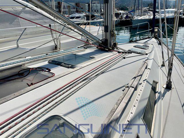 Jeanneau Sun odyssey 37.2 Vela usato