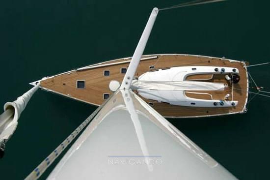 Brazzoni-alto-adriatico Cutter 60 التصميم الخارجي