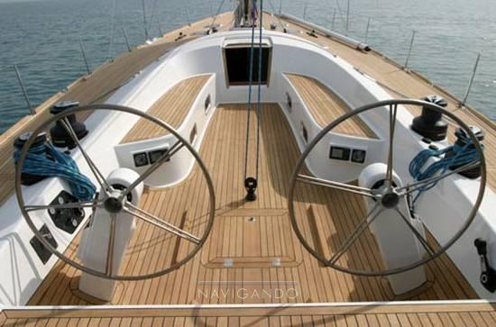 Brazzoni-alto-adriatico Cutter 60 التصميم الخارجي: التفاصيل