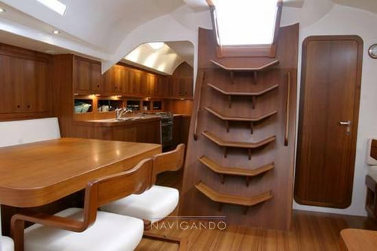 Brazzoni-alto-adriatico Cutter 60 داخل