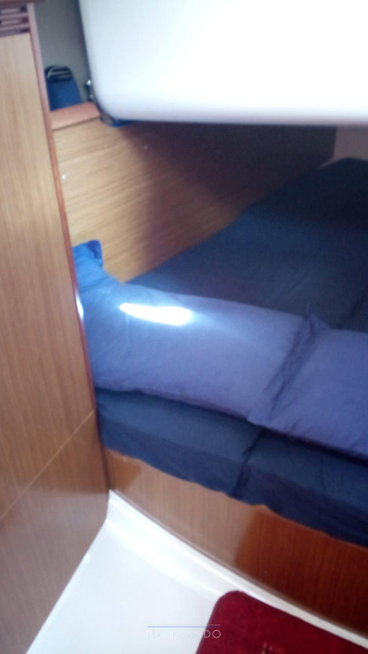 Jeanneau Sun odyssey 40.3 Dentro