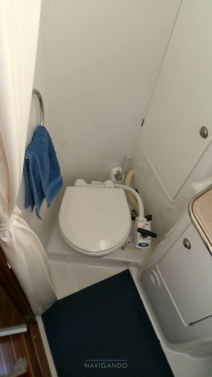 Jeanneau Sun odyssey 40.3 Serviço de higiene