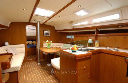 Jeanneau Sun odyssey 42 i - Photo Not categorized 8