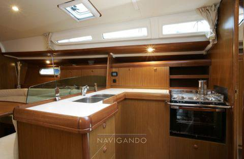 Jeanneau Sun odyssey 42 i - Photo Not categorized 5