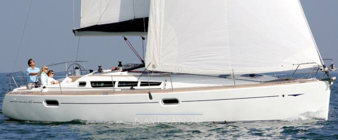 Jeanneau Sun odyssey 42 i - Photo Not categorized 1