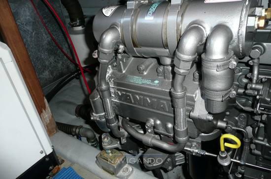Menorquin 120 t - Fotos Motor 1