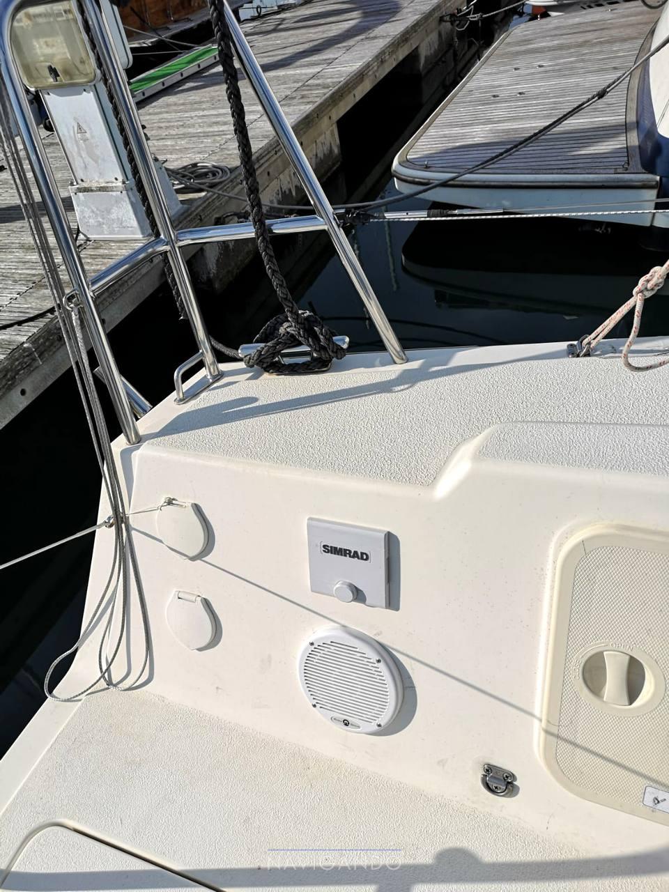 X yachts 35