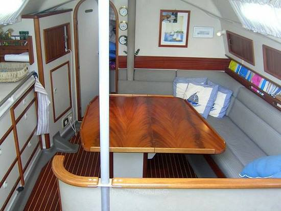 Dehler 36cws Sailing boat used for sale