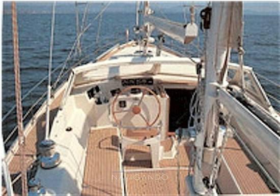 Amel Super maramu Sailing boat used for sale