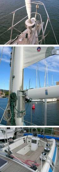 Nautor Swan 59 Sailing boat used for sale