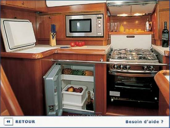 Jeanneau Sun odyssey 54 ds Segel cruiser