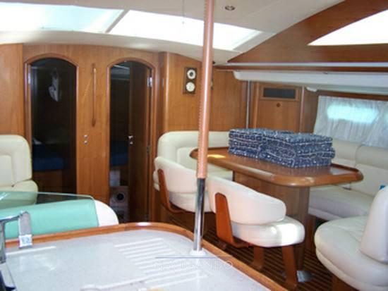 Jeanneau Sun odyssey 54 ds Segelboot