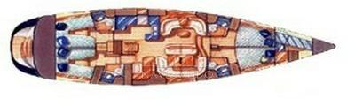 Jeanneau Sun odyssey 54 ds 2004
