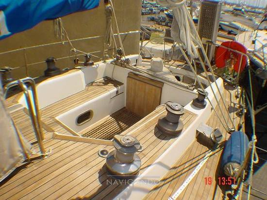 Benetti 43 sail Sailing boat used for sale