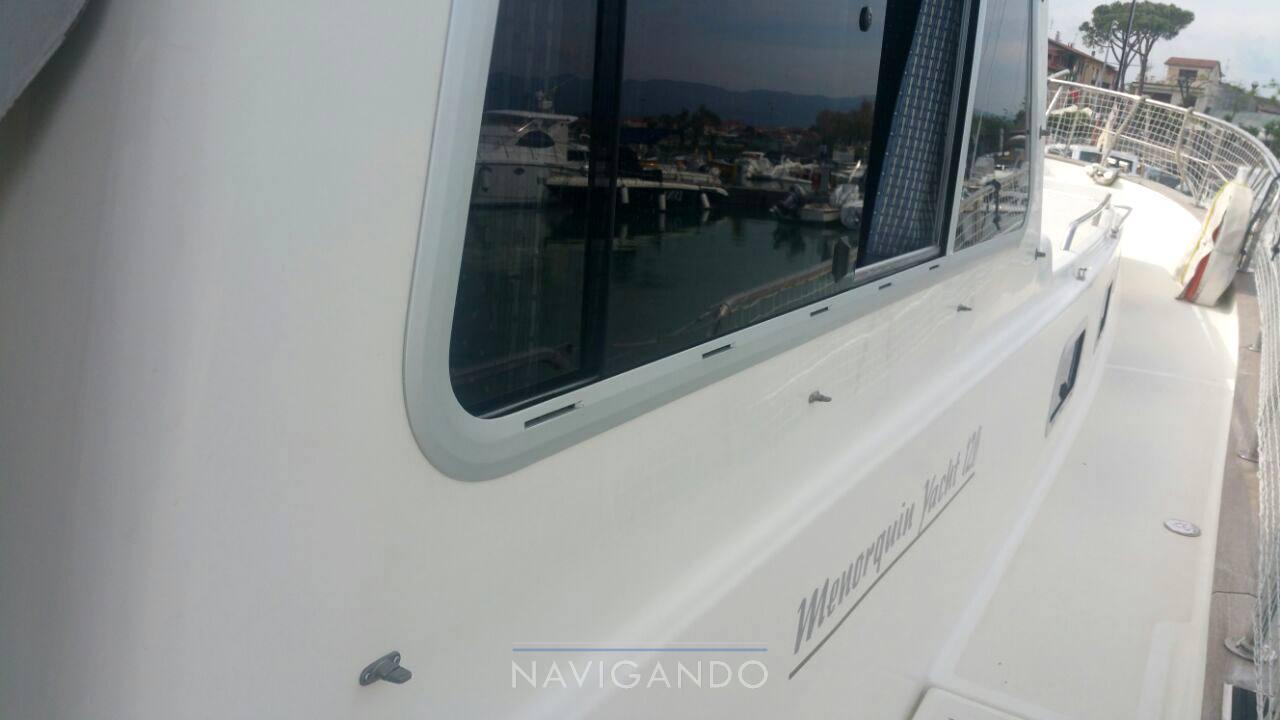 Menorquin 120 t Motor boat used for sale