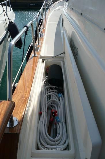 Menorquin 120 t barco a motor