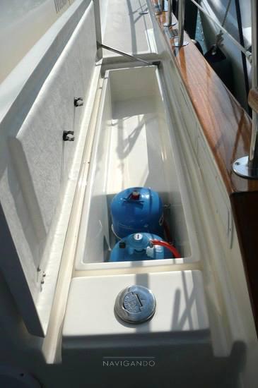 Menorquin 120 t Gozzo cabin cruiser used