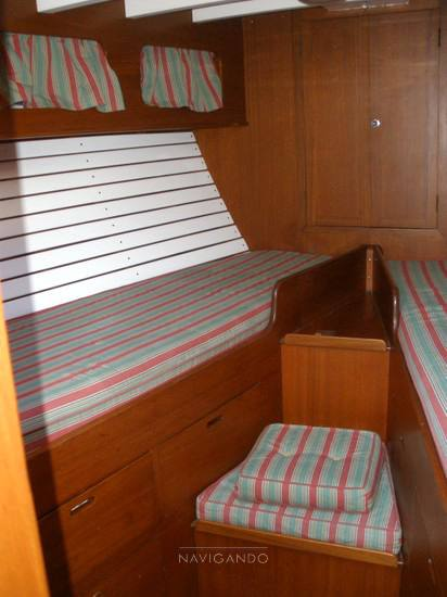 Mc-gruer-sparkman-stephens Sloop -cutter barca d'epoca Photo