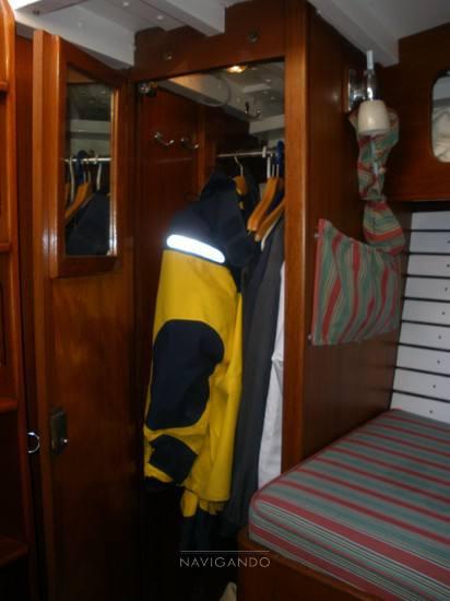 Mc-gruer-sparkman-stephens Sloop -cutter barca d'epoca used