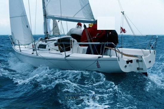 J boat 80 Sailing boat used for sale