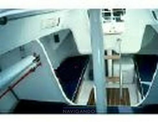 J boat 80 Segelboot