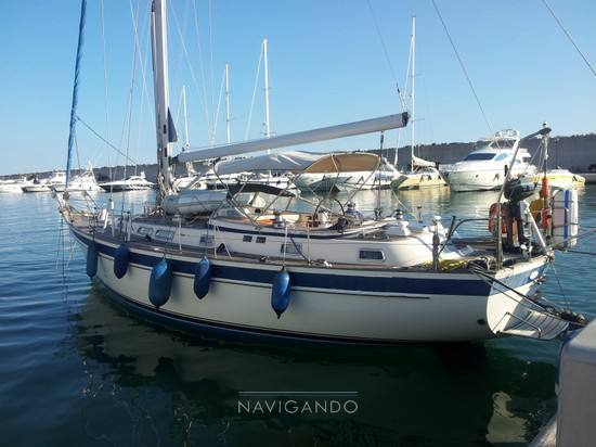 Hallberg rassy 42 f Sailing boat used for sale