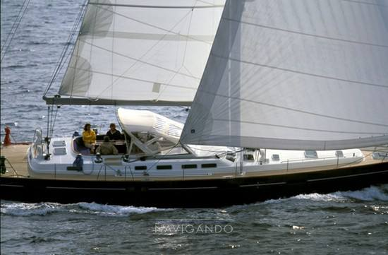 Beneteau Oceanis 57 Sailing boat used for sale