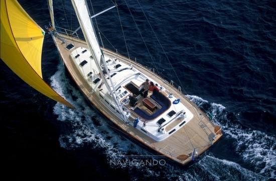 Beneteau Oceanis 57 Croiseur de voile
