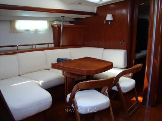 Beneteau Oceanis 57 bateau à voile
