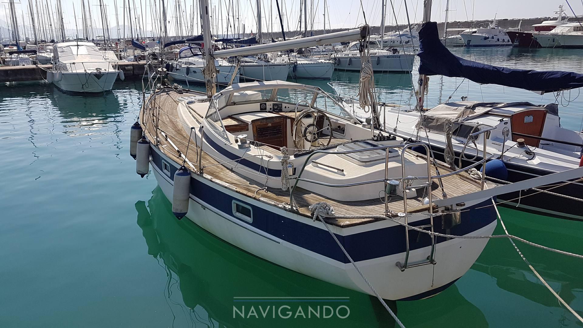 Hallberg rassy 352 barca a vela
