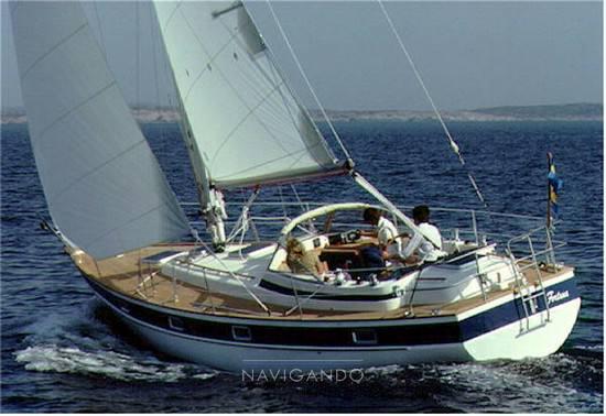 Hallberg rassy 352 Barca a vela usata in vendita