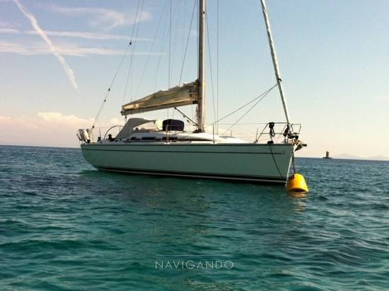 Dehler 36 sq 3 cabine Sailing boat used for sale