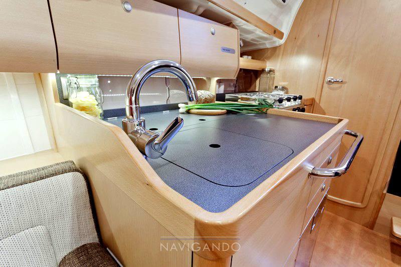 Delphia 34 Парусная лодка новое для продажи