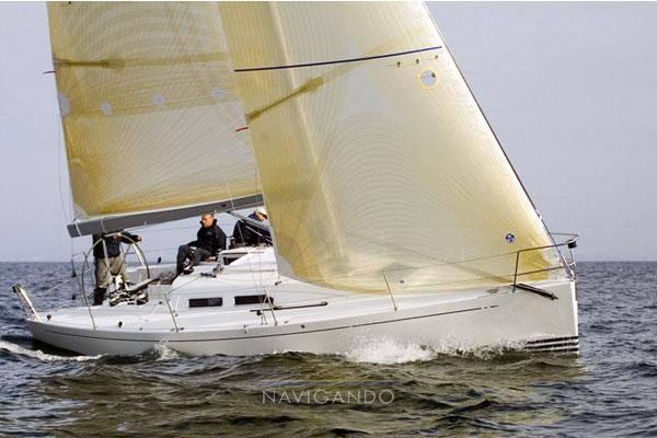 X yachts 35 Sail cruiser