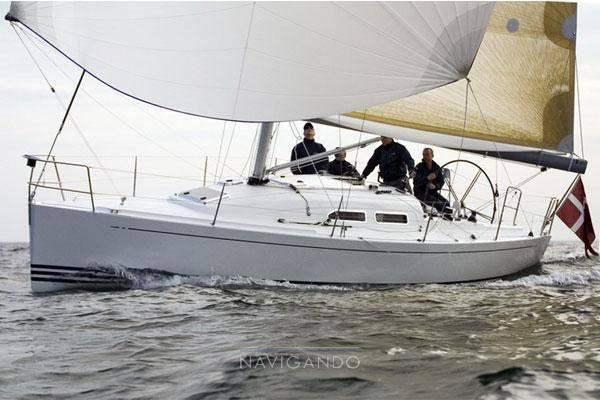 X yachts 35 Barca a vela usata in vendita