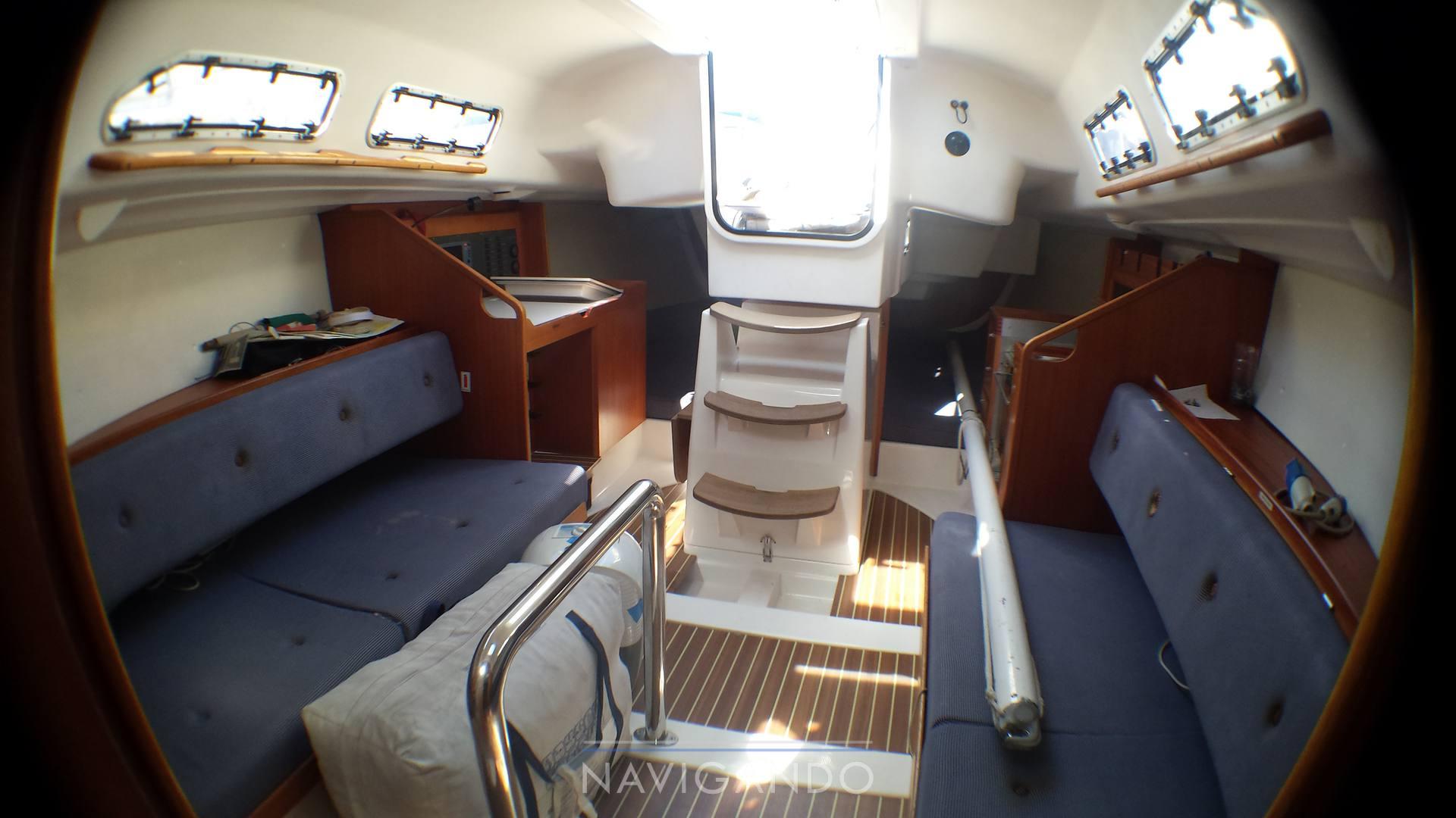 X yachts 35 Vela usato