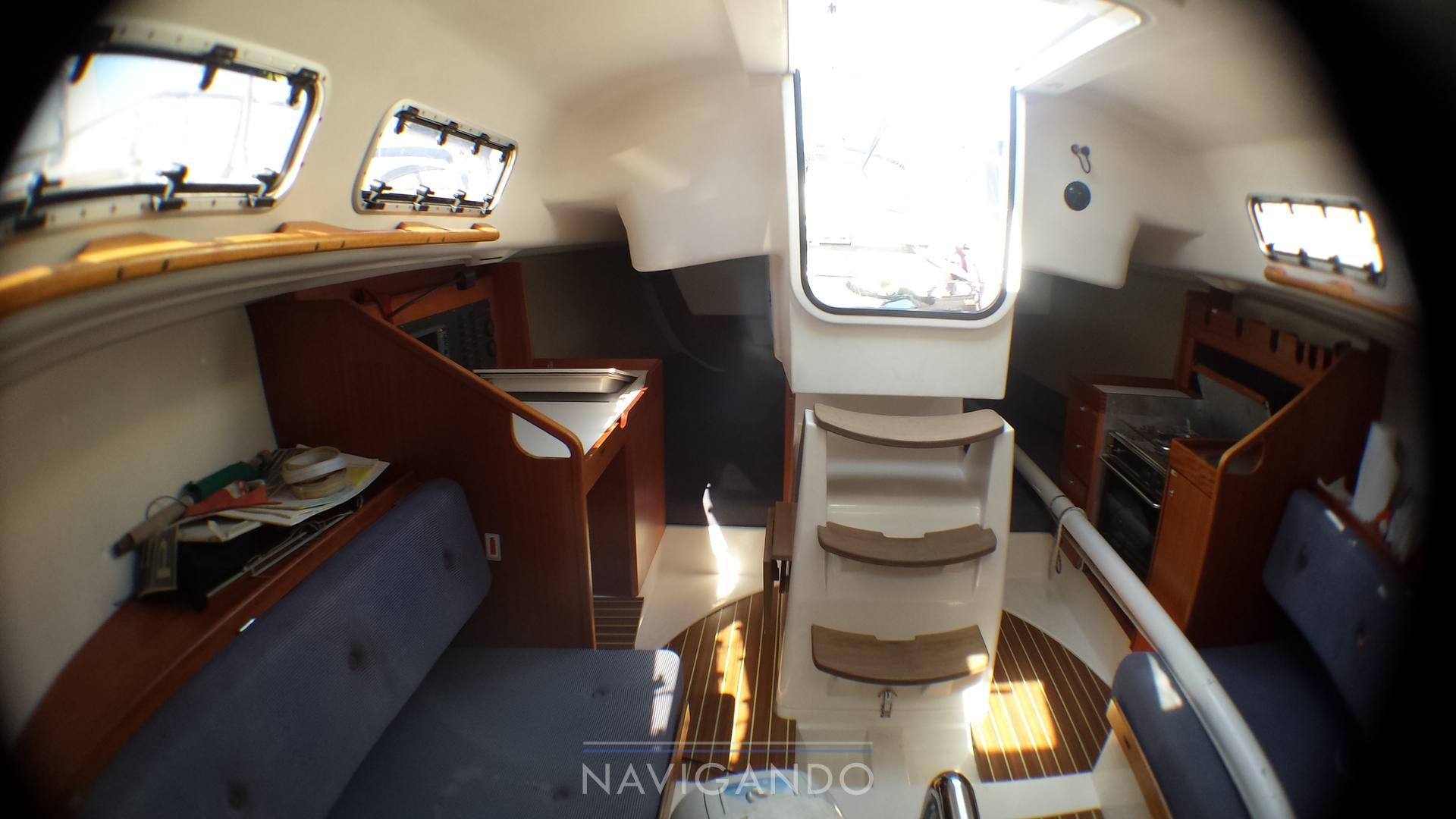 X yachts 35 2009