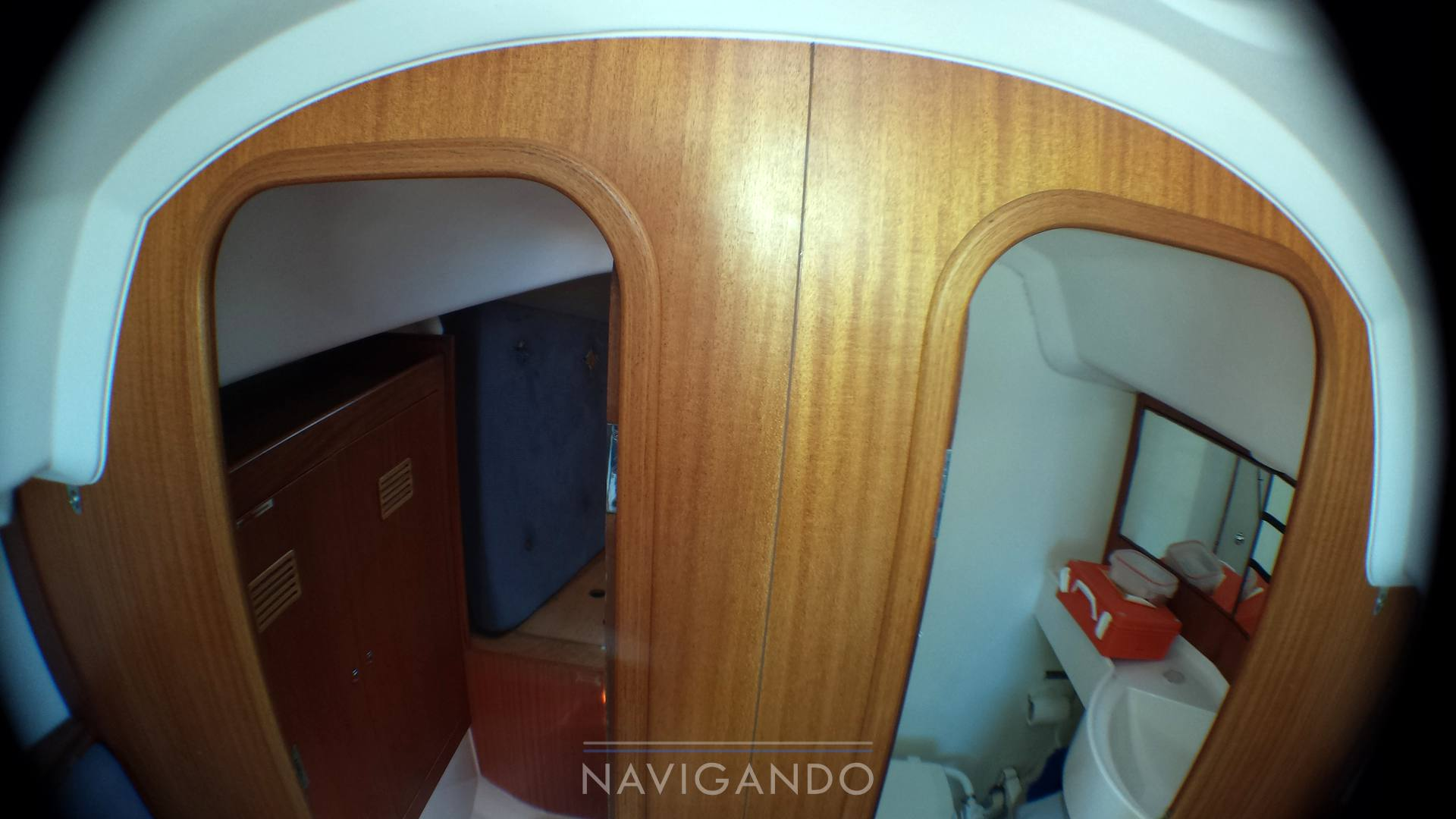 X yachts 35 usato