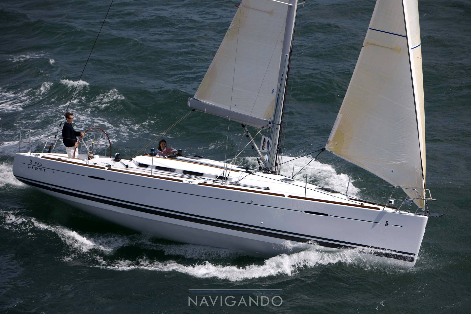Beneteau First 40 Sailing boat used for sale