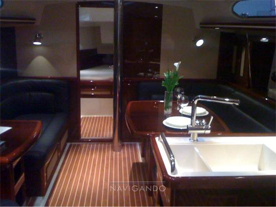 Moody 41 classic Парусная лодка