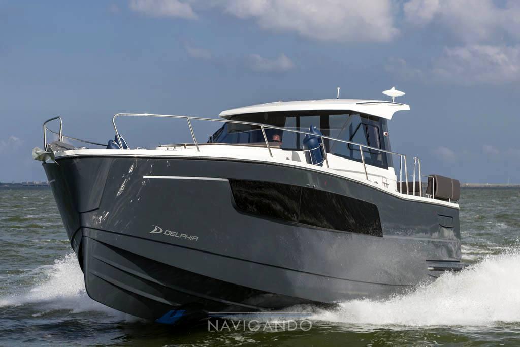 Delphia Escape 1100 s Barca a motore nuova in vendita