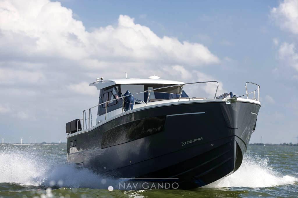 Delphia Escape 1100 s Mega Yacht