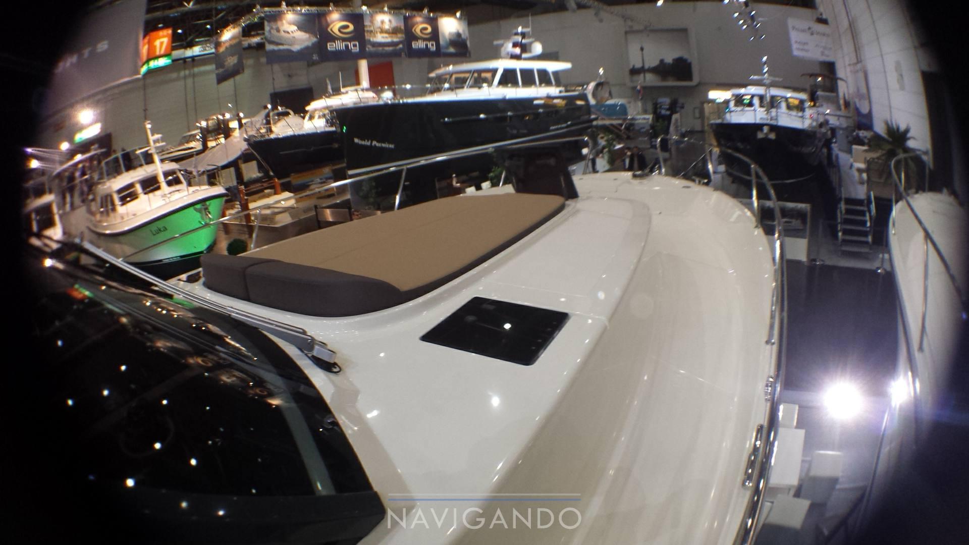 Delphia Escape 1100 s Motor boat new for sale