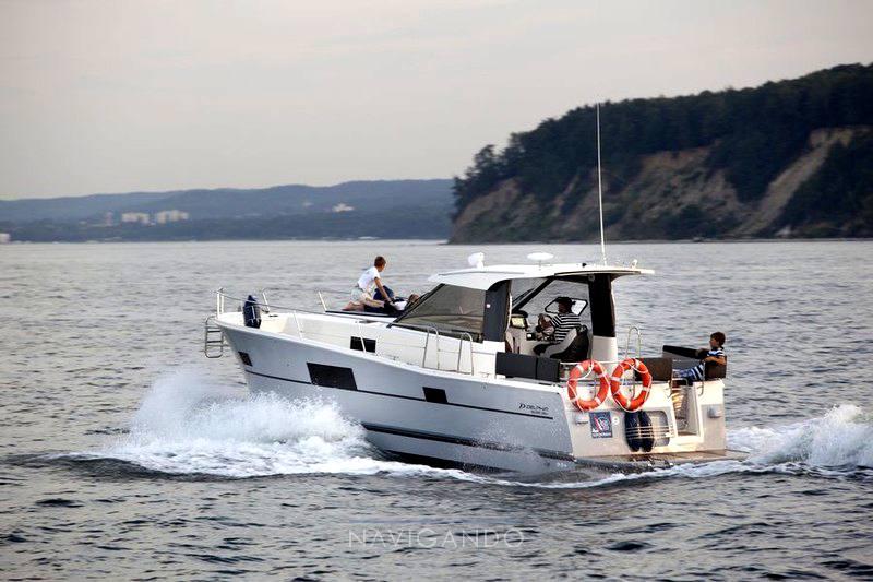 Delphia Escape 1080 s Motor boat new for sale