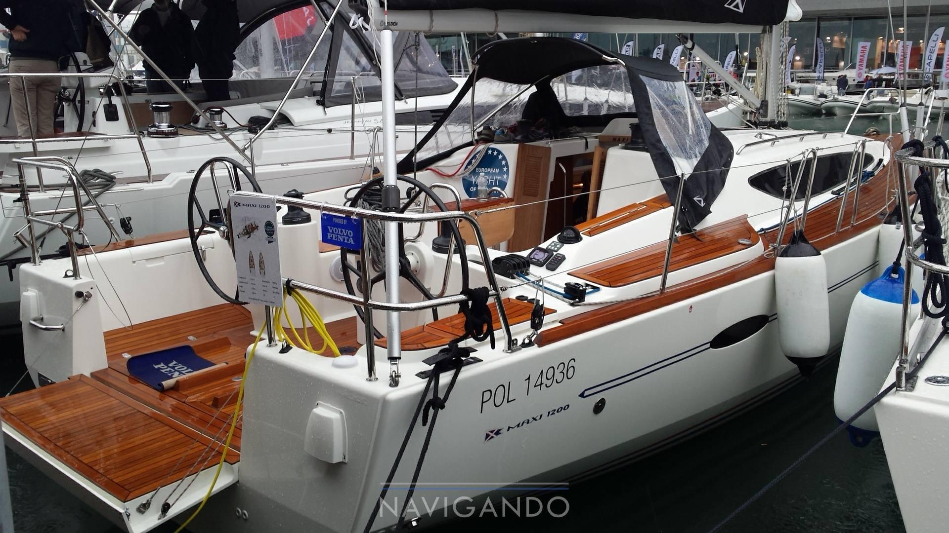 Maxi yachts Maxi 1200 fotografia