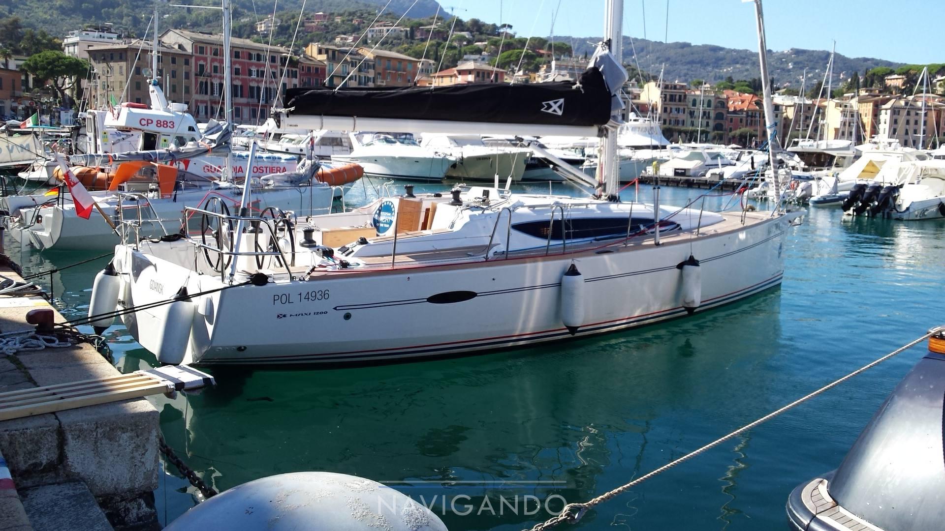Maxi yachts Maxi 1200 Vela nuovo