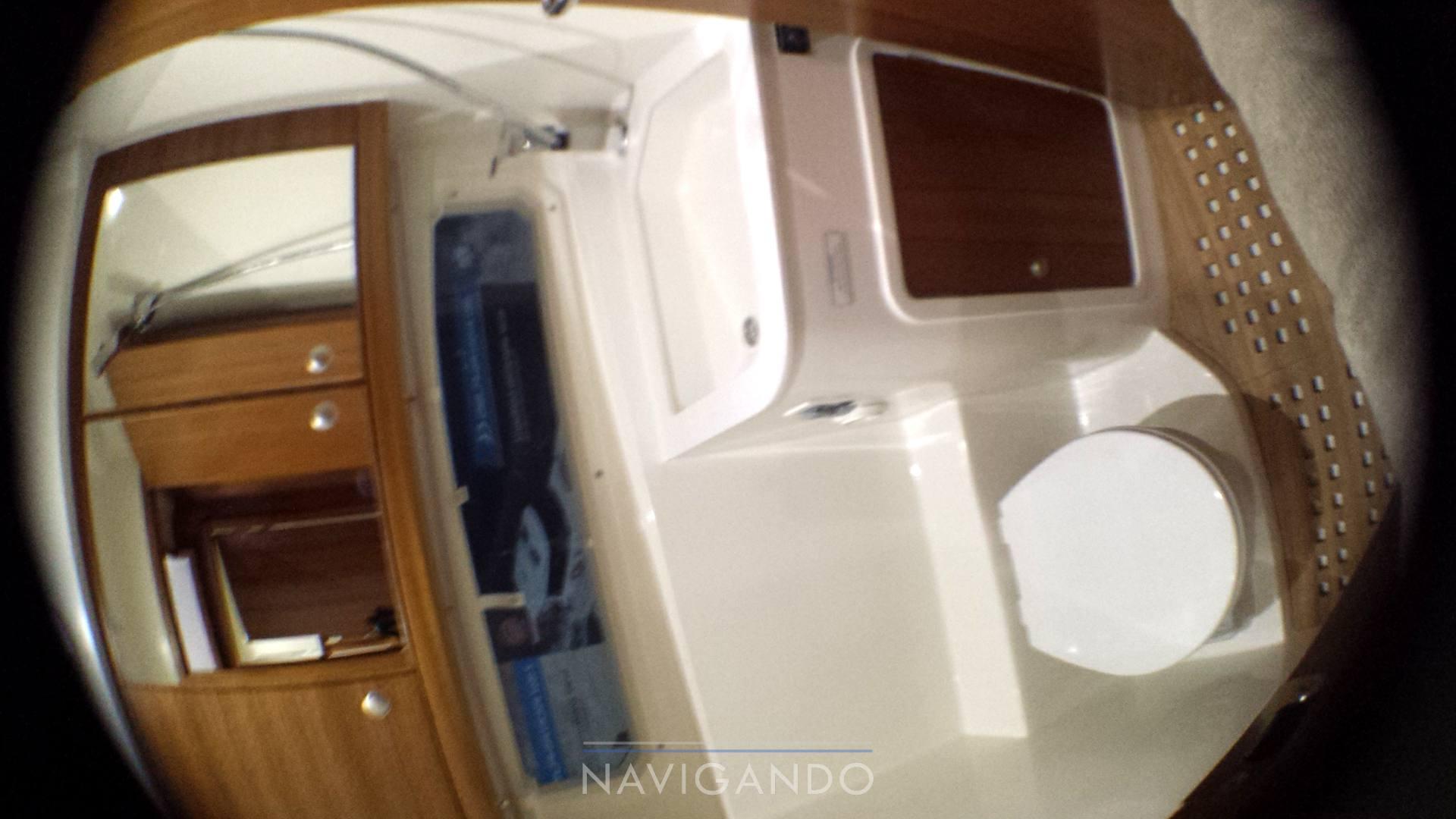 Delphia Escape 1150 voyage barca a motore