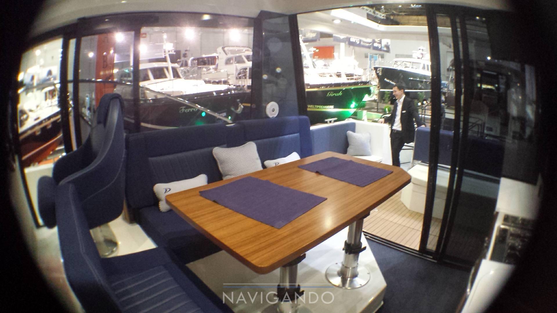 Delphia Escape 1150 voyage Barca a motore usata in vendita