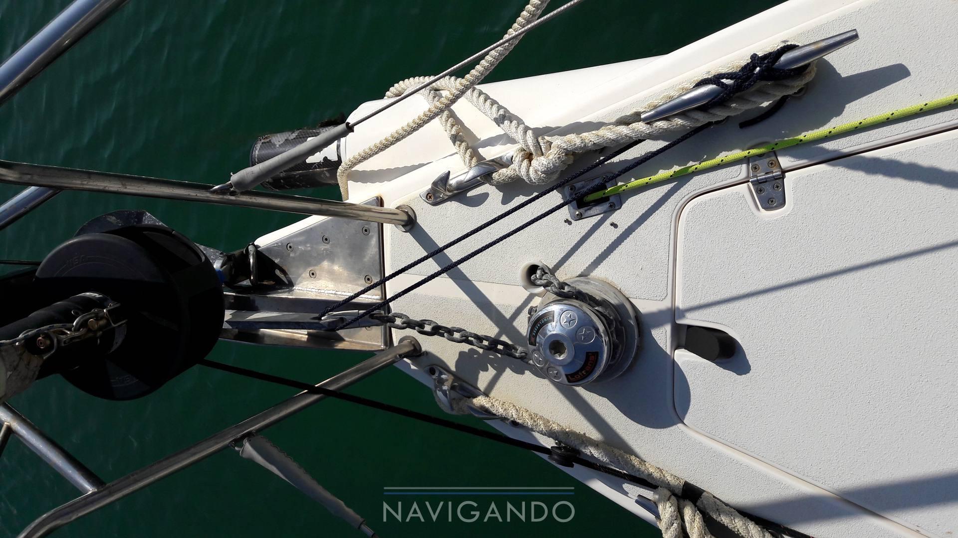 J boats J 133 sailing boat
