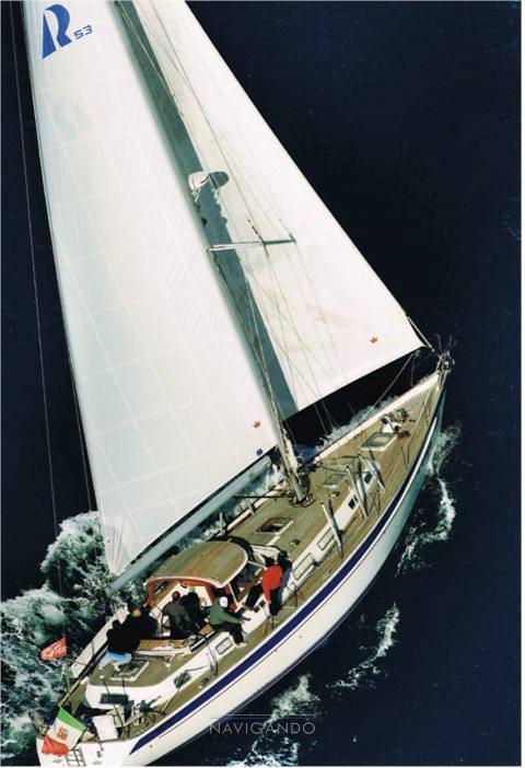 Halberg-grassy 53 ht Croiseur de voile